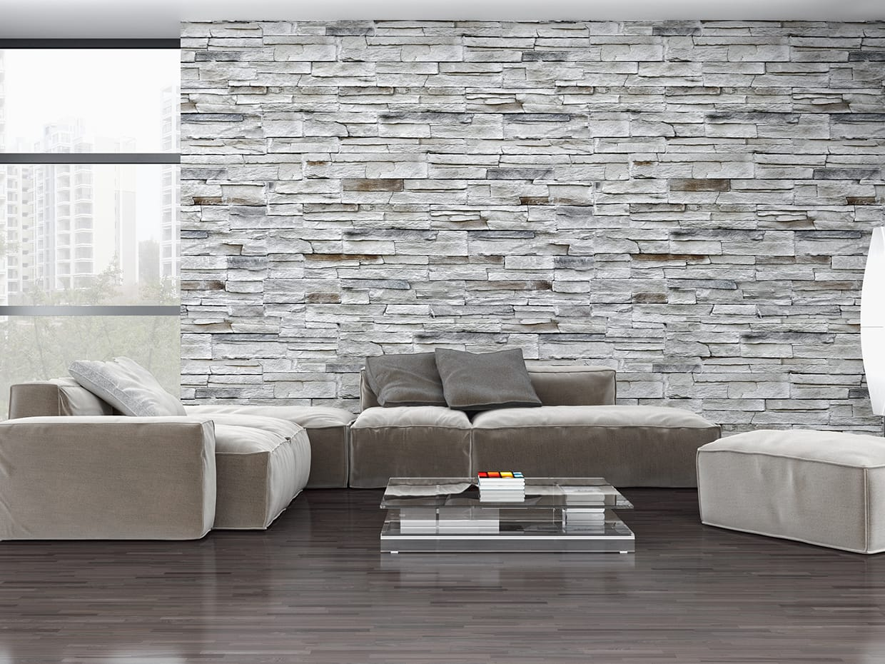 Stone Wall Tiles For Living Room Decor Stone Wall Tile Stone