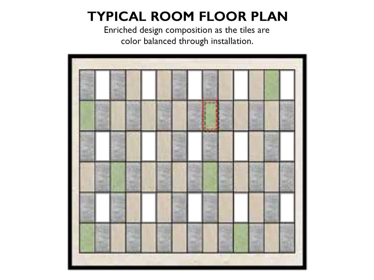 Tactio Room Floor Plan