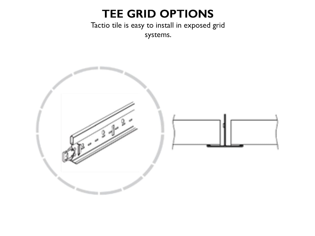 Tactio Tee Grid Options