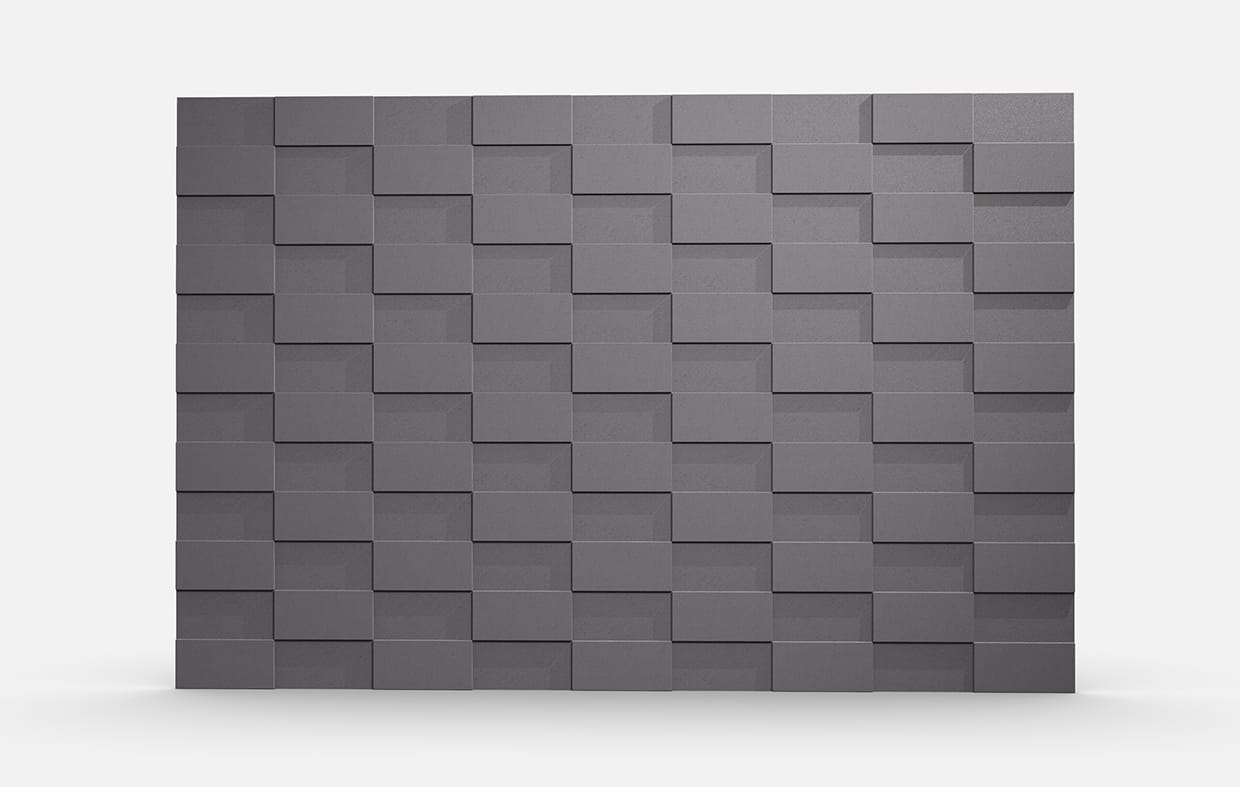 Terrace Monochromatic Elevation Csiwallpanels