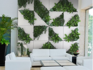 PoshFelt® Green Idea Biophilic Acoustic Felt Walls & Ceilings