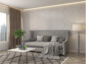 hexagonal_living_room