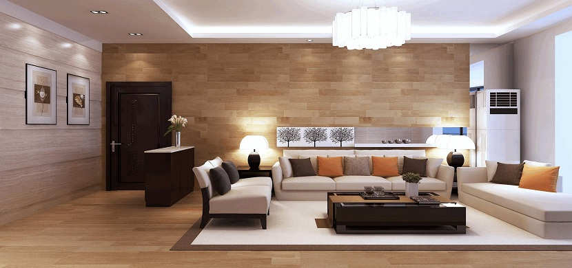 How To Add Character To Basic Architecture With Wall Paneling