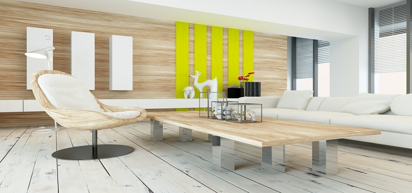 How To Add Warmth To Office Spaces With Wood Paneling 2