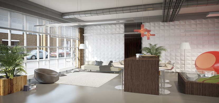 How To Upgrade The Appeal Of Your Office S Reception Area